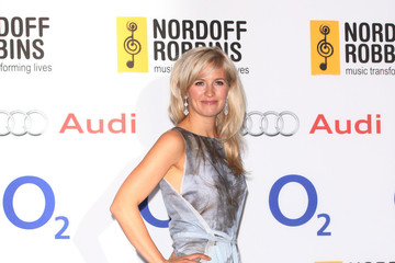 Alison Balsom Arrivals at the O2 Silver Clef Awards
