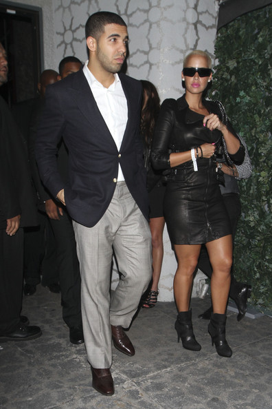 Drake and amber rose dating drake