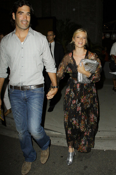 """Amy Smart Amy Smart and fiance Carter Oosterhouse attend the premiere of new Disney movie """"Help"""" at the Samuel Goldwyn Theater in Los Angeles."""