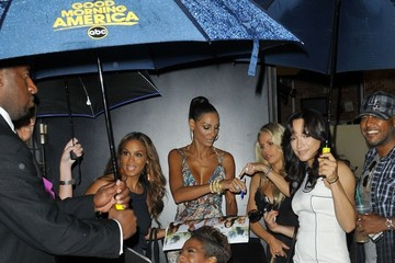 Andrea Kelly Nicole Murphy Leaves 'Good Morning America' 2
