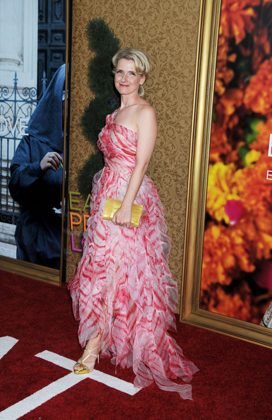 """Andrea Roth Actress Andrea Roth attends the premiere of """"Eat Pray Love ..."""