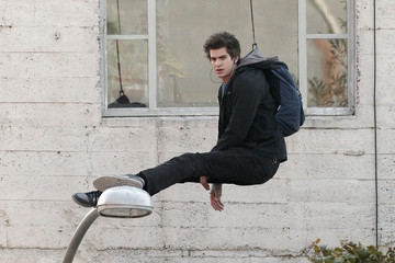 Peter Parker Andrew Garfield Films 'Spider-Man'