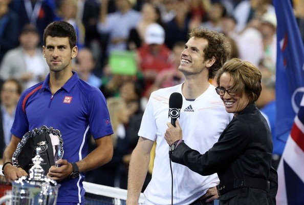 US OPEN 2012 : les photos et vidéos - Page 7 Andy+Murray+Ivan+Lendl+barely+flashes+smile+JqnF7in9RZyl