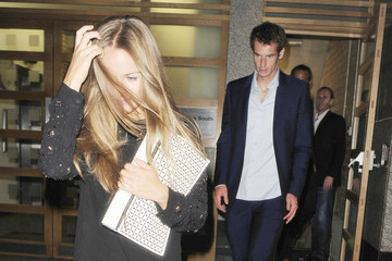 Andy Murray Kim Sears Andy Murray and His Girlfriend Enjoy a Late Night Out — Part 3