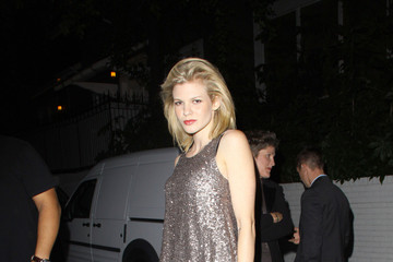 Angel McCord Celebs Leaves the Chateau Marmont
