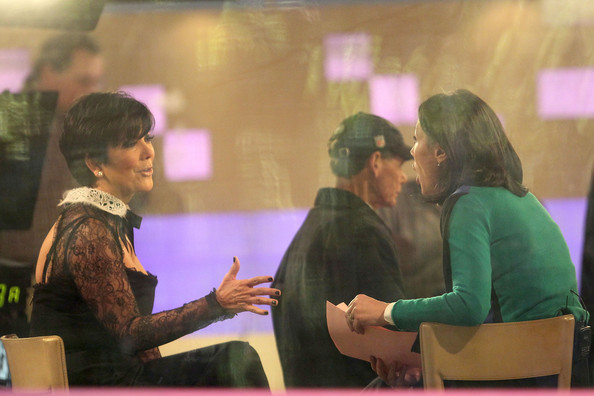 Kris Jenner on the 'Today' Show []