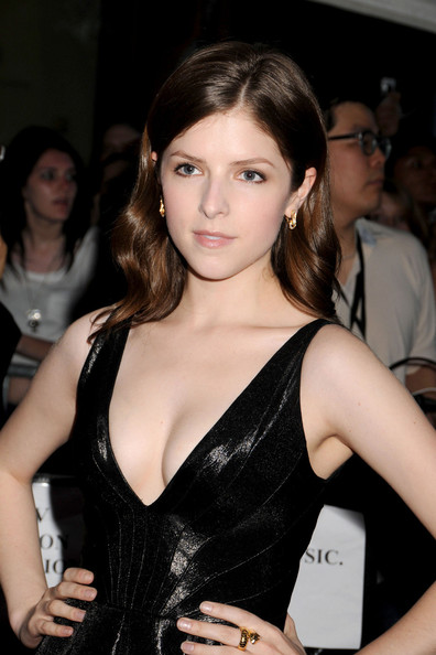 Anna Kendrick Anna Kendrick on the red carpet for the presitgious Time 100 Gala, held at the Frederick G Rose Hall in New York City. The event showcased Time magazine's 100 Most Influential People in the World.