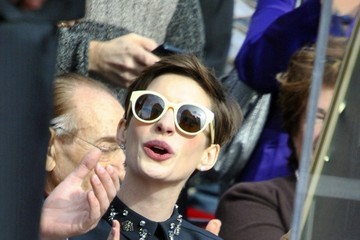 Anne Hathaway Hugh Jackman Gets a Star on the Walk of Fame