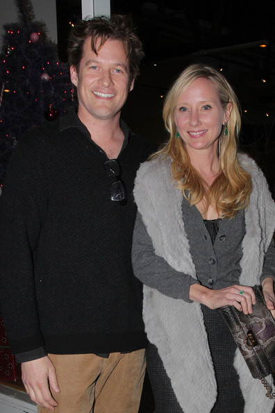 Anne Heche Photos Photos Anne Heche And Her Husband