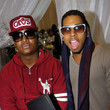Yung Joc Anthony Anderson and Yung Joc at the Gifts of Joy Event