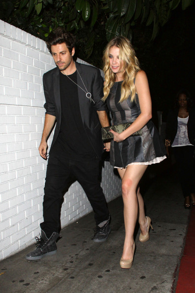 Ashley Benson at the Chateau Marmont in Hollywood
