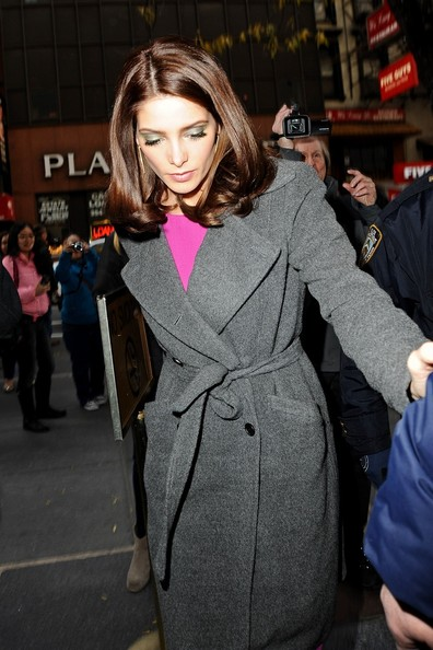 Ashley Greene - Ashley Greene Visits the 'Today' Show