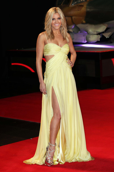 'A Good Day To Die Hard' Premieres in London 2
