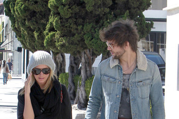 Ashley Tisdale Martin Johnson Ashley Tisdale Out With Martin Johnson in Beverly Hills