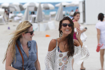 Audrina Partridge Audrina Patridge on the Beach