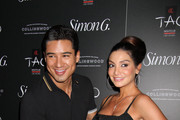 Mario & Courtney Lopez - Stars Who Got Married on TV