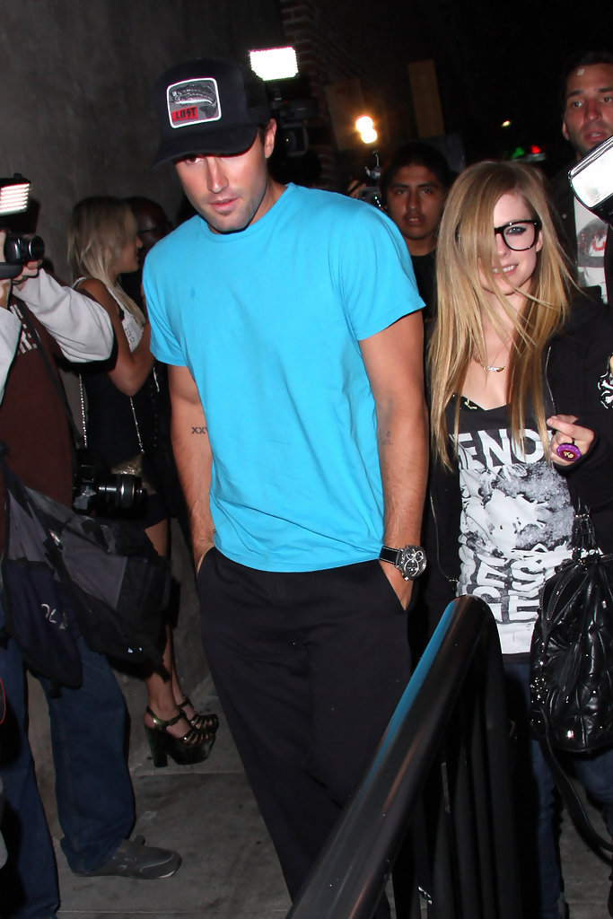 Avril Lavigne and Chad Kroeger s strange relationship