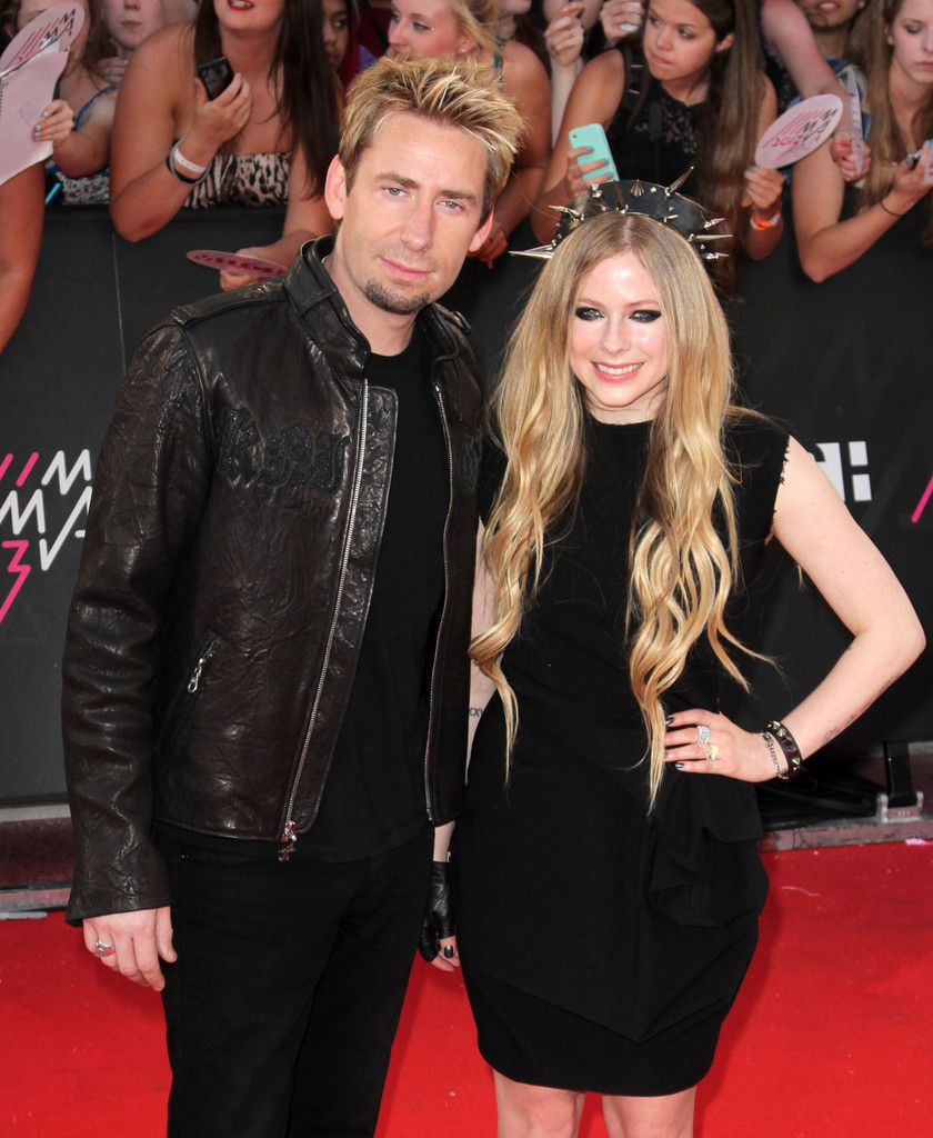 Avril Lavigne - Stars at the Much Music Video Awards
