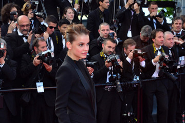 Barbara Palvin 'Behind the Candelabra' Premieres in Cannes