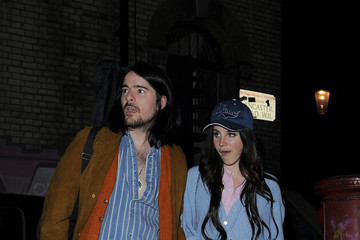 Barrie-James O'Neill Lana Del Rey and Her Boyfriend at a Recording Studio