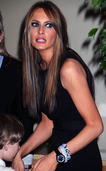 ... event in this photo melania trump barron trump melania trump wife of