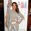 """Evelyn Lozada """"Basketball Wives"""" star Evelyn Lozada shows off her abs as she signs copies of her book """"The Wives Association: Inner Circle"""""""