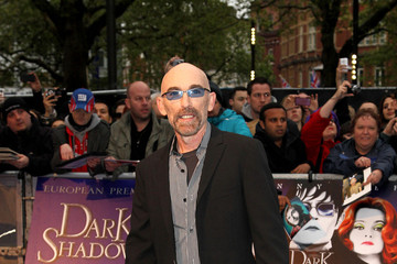 Jackie Earle Hayley Bella Heathcoat at the European Premiere of 'Dark Shadows' at Empire Cinema in Leicester Square