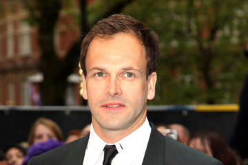 Johnny Lee Miller Bella Heathcoat at the European Premiere of 'Dark Shadows' at Empire Cinema in Leicester Square