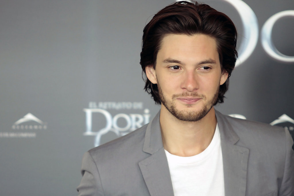 Ben Barnes At The Me Hotel In