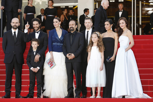 'Le Passe' Premieres in Cannes