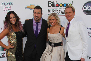 Lacey Schwimmer Celebs at the Billboard Music Awards
