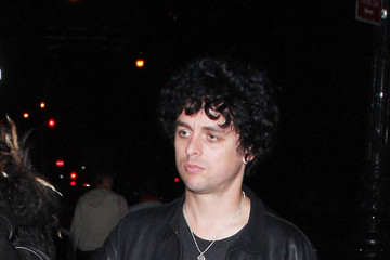 Adrienne Armstrong Billie Joe Armstrong in New York