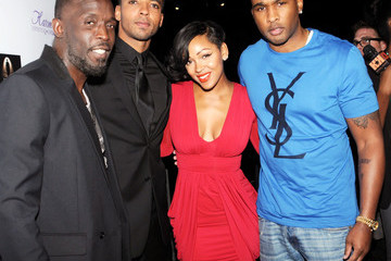 Meagan Good Datari Turner The Premiere of 'Dysfunctional Friends' in LA