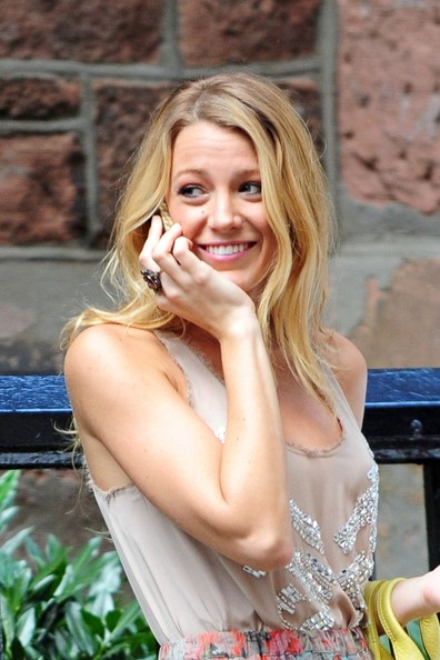 Blake Lively laugh