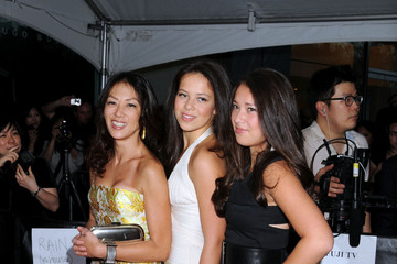 Amy Chua Red Carpet of the Time 100 Gala
