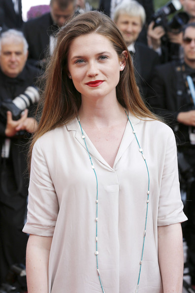 Bonnie Wright - Celebs at the 'Mud' Screening at Cannes