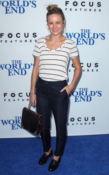 Brie Larson Photos Photos The World S End Premieres In Hollywood