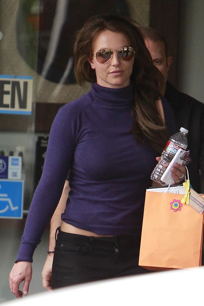 Britney spears photos photos britney spears runs errands in la 2