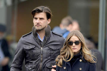 Brooklyn Olivia Palermo Strolls Through NYC With Her Boyfriend
