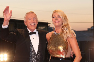 Bruce Forsyth 'Strictly Come Dancing' Stars in Borehamwood