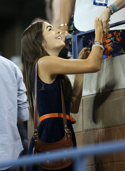 Sep 12, 2012. Camilla Belle and Olivia Munn are stylish as can be at ...