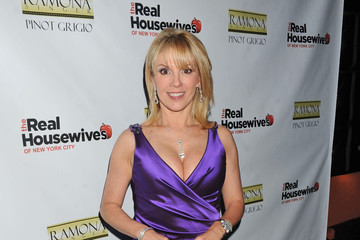 Romona Singer Season Premiere of 'The Real Housewives of New York City'