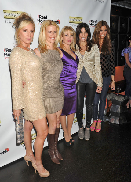 Kelly+Bensimon in Season Premiere of 'The Real Housewives of New York City'