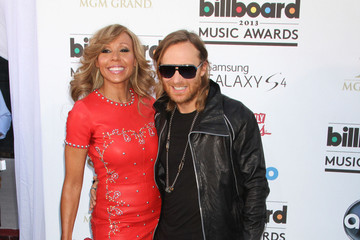 Cathy Guetta Arrivals at the Billboard Music Awards