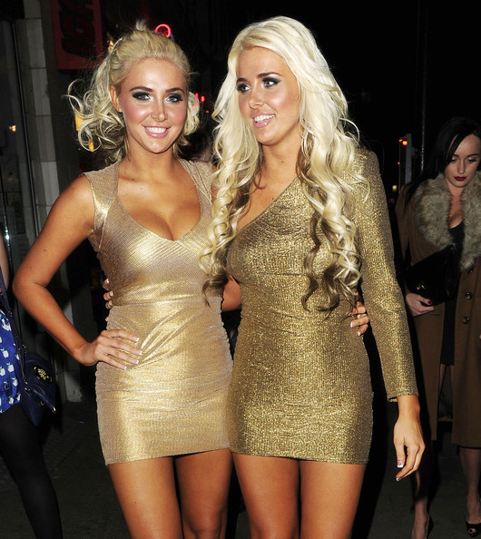 Nicola McLean and the Playboy twins favourite for ...
