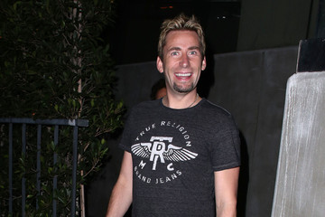 Chad Kroeger Chad Kroeger Leaves BOA Steakhouse