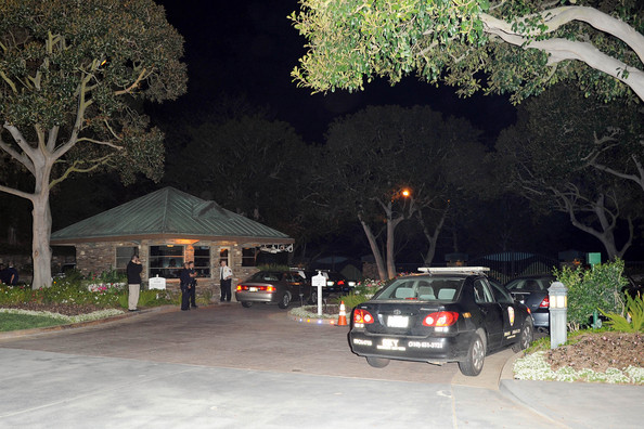 charlie sheen house pictures. Charlie Sheen#39;s Home Raided