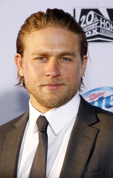 Charlie Hunnam - Celebs at the 'Sons Of Anarchy' Screening