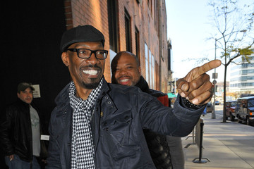 Charlie Murphy Charlie Murphy Out in NYC
