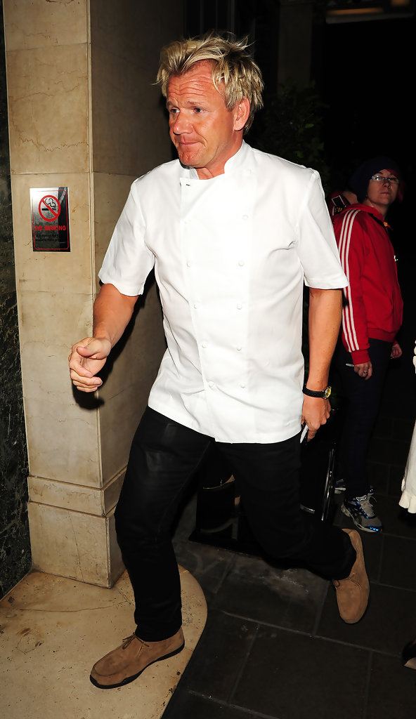 gordon ramsey photos photos gordon ramsay at claridge 39 s hotel